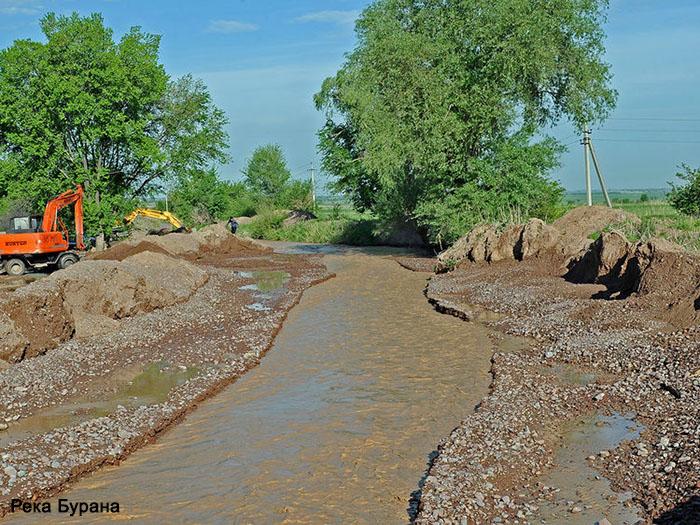Сели оползни землетрясения газета Мегаполис Кыргызстан kg Река Бурана чья пойма проходит через Чуйскую долину уже в четвертый раз силами МЧС очищается от различного мусора который преграждая течение