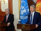 Алмазбек Атамбаев: Выборы проведем, как надо! А тех, кто попытается дестабилизировать ситуацию, закроем!