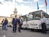 Новые автобусы для столицы