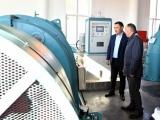 В Сокулукском районе запущена малая ГЭС